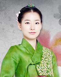 イニョップの道登場人物_ユノク役이시아