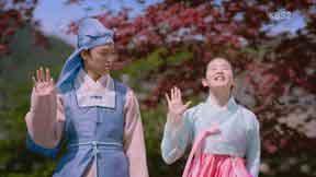 七日の王妃2話あらすじー。ヨクとチェギョンは友達になることを誓います。