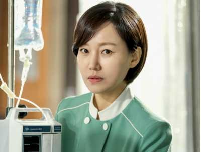 浪漫ドクター キム・サブ2オ・ミョンシム役チン・ギョン