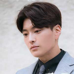 韓国ドラマボーイフレンド出演者チョン・ウソク