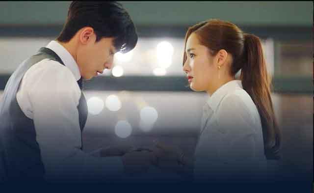 韓国ドラマキム秘書はいったいなぜUNEXT画面