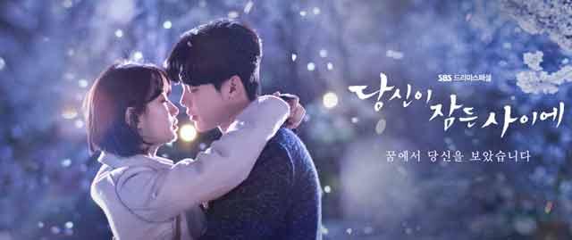 韓国ドラマ あなたが眠っている間にタイトル画像
