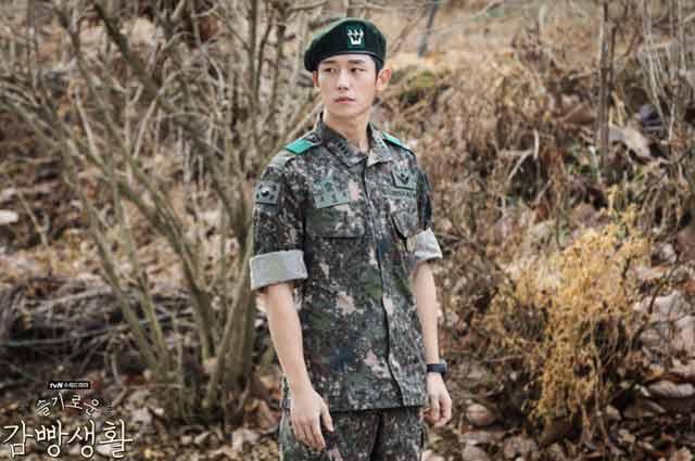 韓国ドラマ刑務所のルールブック_チョン・ヘイン画像