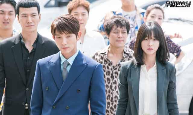 韓国ドラマ無法弁護士〜最高のパートナーの画像