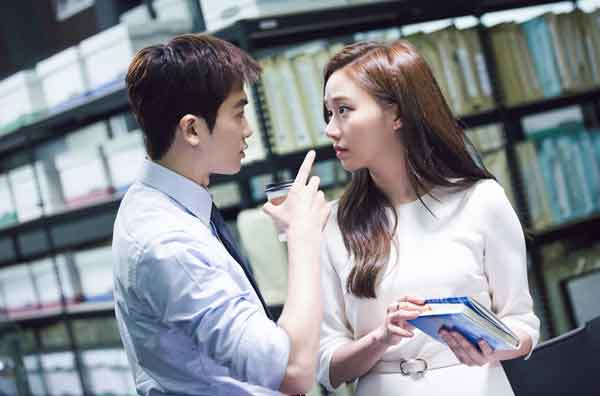 韓国ドラマスーツ内容ヨヌとジナの恋愛